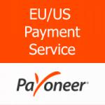 Как подключить EU и US Payment Service Payoneer
